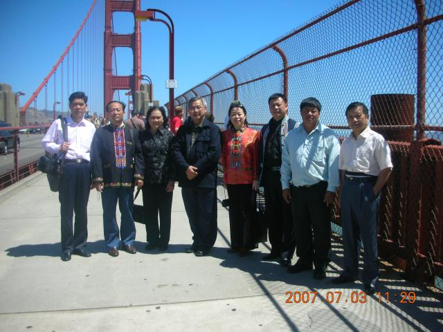 Guests From China, Thailand, and Vietnam