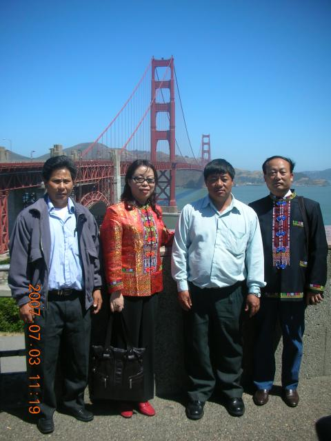 Guests From China & Thailand